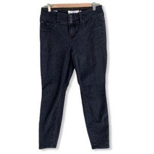 Torrid Jeans Jegging High Rise Medium Wash 10S